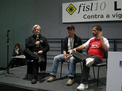 Fisl10 Simontalk