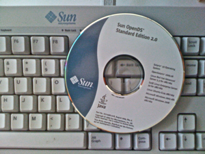 Sun OpenDS Standard Edition 2.0 CD