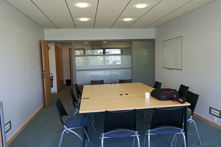 ForgeRock France Office meeting room