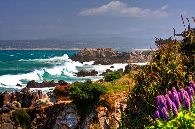 Pacific Grove, CA, photo by Jack French