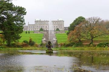 Powerscourt Estate gardens