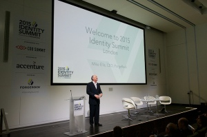 Mike Ellis, ForgeRock CEO at London Identity Summit