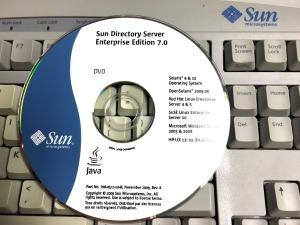 Sun DSEE 7.0 DVD